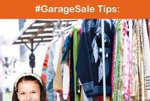 Garage Sale Tips / Garage Sale Tips - MyGarageSale.com  -->> ABOUT US: MyGarageSale.com is your one-stop shop for all things Garage Sales! Advertise your Garage Sales for FREE, or search for existing garage sales in your area.
