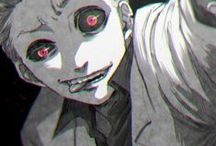 T O K Y O G H O U L / Anime: Tokyo Ghoul