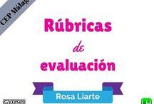 Evaluación y rúbricas