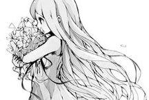 A N O H A N A / Anime: Anohana