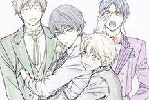 F R E E ! / Anime: Free!
