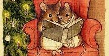 Ratones y libros / Ratones que leen y otros cuentos.