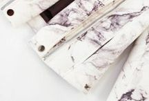 MARBLE / Everything is marble(lous)! Get inspired by the marble trend of this spring season
