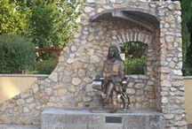 Bronz és szobor