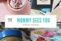 Mommy Sees You Blog Posts / All things: moms, parents, kids, toys, crafts, dads, brother, sister, nursery, pregnancy, baby shower, dinner, SAHM, WAHM, twins, baby, travel, crock pot. This board also includes other blogger posts.