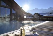 Club Med Peisey-Vallandry / Perched 1,600 metres (5,250 ft) high, this charming resort offers skiers a true mountain experience, with waring fireplaces, challenging pistes in Savoie and an elegant spa. Authentic and magical.