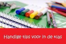 School - In de klas / by Eve Pinxteren