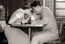 50's / 1950s fashion, style, home decor & more