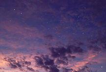 stars & the sky ✨