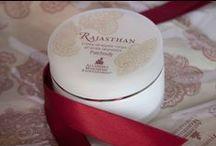 Linea idratante per il corpo Rajasthan  / Una formula emolliente e fondente declinata in 4 essenze naturali pregiate.   Arricchita con acido ialuronico, estremamente idratante, tonificante e rasserenante, contrasta l'invecchiamento delle pelle donando grande morbidezza ed elasticità.  All'essenza di vaniglia, nardo indiano, patchouli o liquirizia.  #benessereessenziale #vaniglia #nardoindiano #patchouli #liquirizia #acidoialuronico #curadelcorpo #massaggio #idratazione #benessere
