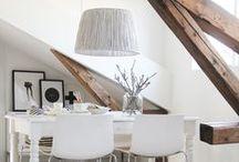 Jadalnia w wykuszu lub lukarnie / dining room with bay window or dormer / Zainspiruj się! Dzięki Wykuszom i Lukarnom Fasada Plus™ System możesz szybko i bez zbędnego bałaganu powiększyć przestrzeń w swoim domu. Stwórz wymarzoną jadalnię/kącik jadalniany z interesującym siedziskiem w oknie lub bez. Więcej informacji na blogu http://fasadaplus.blogspot.com/2014/02/jadalnia-w-wykuszu.html