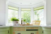 Kuchenne inspiracje / Bay windows and dormers in kitchen / Pokazujemy pomysły na bardziej funkcjonalną kuchnię marzeń :) Więcej przestrzeni i więcej światła dzięki WYKUSZOM wstawionym zamiast tradycyjnego okna.>>> http://fasadaplus.pl/dokumenty/Fasada_Plus_Wykusz_zamiast_okna.pdf<<< oraz LUKARNOM wstawionym zamiast okien połąciowych