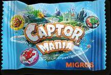 Migrosmania / Sammeln, spielen, tauschen. Alles über die Manias der Migros.
