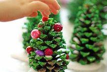 School - Thema kerst / by Eve Pinxteren