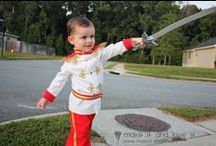 Sew Disney / Princesses and their Princes, heroes and villains. Don't forget their trusty sidekicks too, they're all here in this board of DIY outfits and costumes
