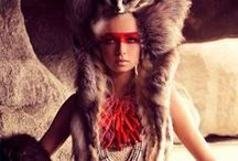 INTO THE WILD / The fashion of wilderness