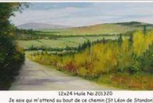 Arlette Paradis Artiste Peintre / Peinture à l'huile