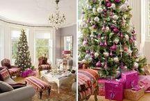Świąteczne wnętrza i domy z OKNAMI 3D! Christmas interior and home inspiration / Trochę inspiracji dla magicznych, świątecznych wnętrz z WYKUSZAMI - CHOINKA w takim miejscu wygląda jeszcze piękniej! A jakie wrażenie od zewnątrz! Teraz możesz już WSTAWIĆ taki wykusz do swojego domu bez drogiego i czasochłonnego murowania - fasadaplus.pl