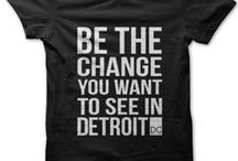 Because Detroit. / Detroit. Just Detroit.