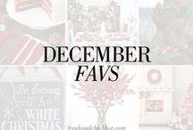 """December Favs / Nuestros """"FAVS"""" para el mes de diciembre ¡Descúbrelos! Make just one someone happy #decemberfavs #navidad #xmasdiy #xmas"""