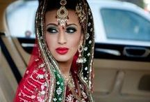 Arabian/Pakistani/Indian Bride.