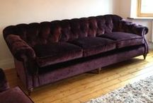 A&J Customer Reviews / Our sofas are now in happy homes all across the UK. Here are some photos from the people who've already sat, slept (snored), jumped all over them.