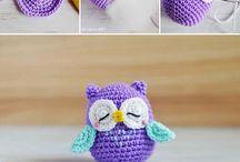 Crochet ideas / Little crochet projects to keep me busy