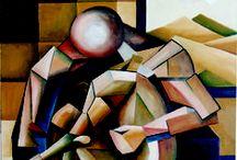 Minhas Pinturas / by Hans C. Franke