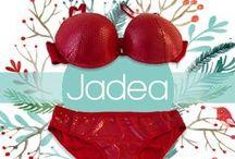 Have a very Jadea Christmas! / Anche a Natale, non dimenticare il tuo lato glamour ;-)