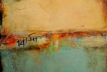 Art - abstract painting / fascinations, inspirations - what I like