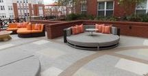 Patio Design & Remodeling Ideas / Furnish your outdoor spaces with theses stylish decorative concrete patio ideas.