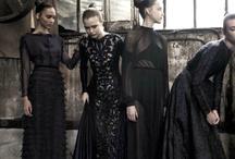the little black dress / la petite robe noire..... / by Mlle Miste