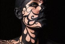 Imaginative Body Art