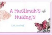 4 Islamic Blogs & Sites / by Amira Zaky