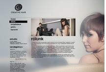 websites / website designs made by me
