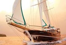 "Sailing Worldwide / ""The journey of a thousand miles begins with a single step.""    www.boatbureau.com"