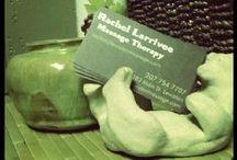 Rachel Larrivee Massage Therapy / www.lewistonmassage.com 183 Main St Lewiston ME 207-754-7707