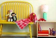 RÜYA GİBİ ODALAR / Bebek ve çocuk odası  düzenlerken ilham alın....