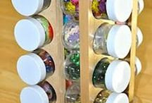 CARD MAKING STORAGE & ORGANIZATION