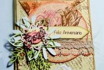 CARDS & TAGS FROM SOUTH AMERICA / .