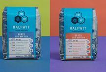 Coffee Packaging / Identity and packaging inspiration. #coffee #packagedesign #labeldesign #logo #identity #branding #packaging