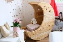 Kids Rooms / Boys & Girls kids rooms. Making them magical places to grow up in. Interior Design, furniture, bedding, décor, lighting, flooring, play areas, storage, art walls, and more. / by Baby & Children's Product News Magazine