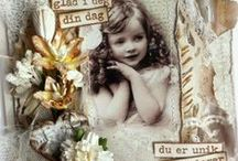 CARDS & TAGS FROM NORWAY: HEIDI AUGUSTSON / ROCK STARS OF CARD MAKING: HEIDI AUGUSTSON (FILHARMONICA)
