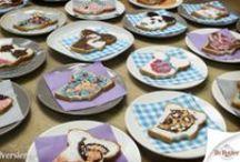 BROODVERSIEREN / Maak een meesterwerk van je boterham en plaats hem op www.facebook.com/deruijter.