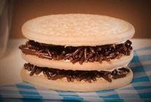 LIEFDE VOOR CHOCOLADE / De Ruijter hagelslag en vlokken zijn niet alleen lekker op een boterham met boter. ;)