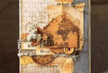 CARDS & TAGS FROM BELARUS / This board is devoted to displaying the beautiful work of paper crafters in the eastern European country of Belarus.
