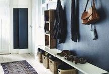 HALLWAY / Hallway/entrance inspiration.