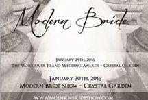 Modern Bride Show Jan 30 2016 at Crystal Garden / Modern Bride Show at Crystal Garden Victoria BC Jan 30 2016