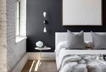 BEDROOM / Bedroom inspiration
