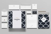 Brand + Identity Design / Inspiration for stationery. #logo #branding #identity #stationery
